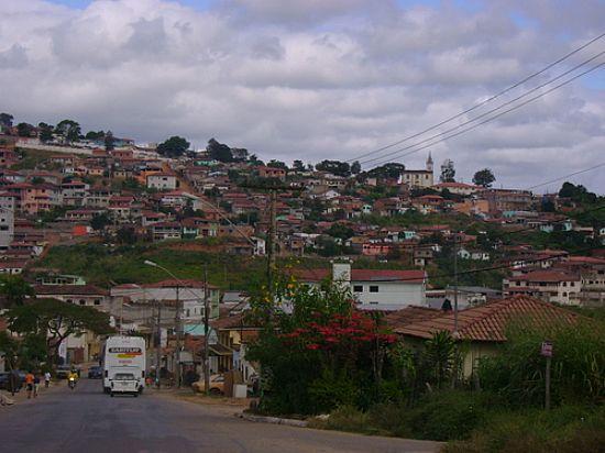 Vista de Guanhães-Foto:Gildazio Fernandes [Panoramio]